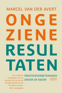 Cover boek Ongeziene resultaten